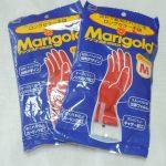 「天然ゴム手袋 Marigold/マリーゴールド」 家庭内の作業にはこれ!【日用品・おすすめ】【★】