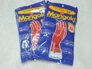 天然ゴム手袋 Marigold/マリーゴールドの写真です!