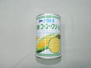 アヲハタ 十勝 コーンクリームの写真です!