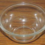 「ガラス製耐熱ボウル/iwaki」【調理器具・おすすめ】【★★★】